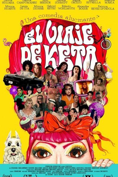 Caratula, cartel, poster o portada de El viaje de Keta