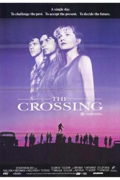 Caratula, cartel, poster o portada de The Crossing