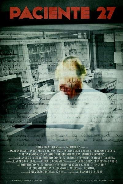 Caratula, cartel, poster o portada de Paciente 27