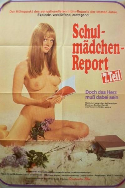 Caratula, cartel, poster o portada de El sexo que viene (Schoolgirl Report 7)