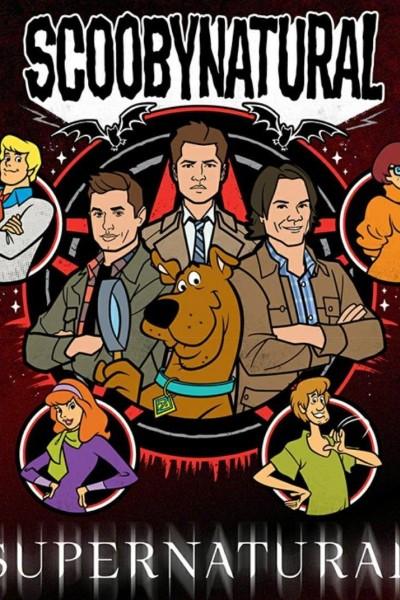 Caratula, cartel, poster o portada de Scooby Doo & Supernatural in ScoobyNatural
