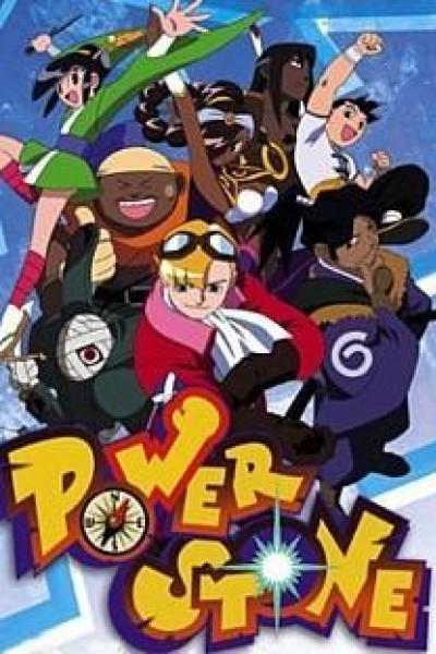 Caratula, cartel, poster o portada de Power Stone