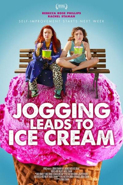 Caratula, cartel, poster o portada de Jogging Leads to Ice Cream