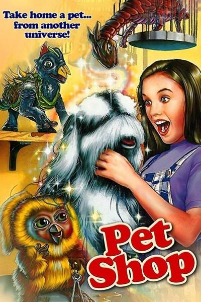 Caratula, cartel, poster o portada de Pet Shop