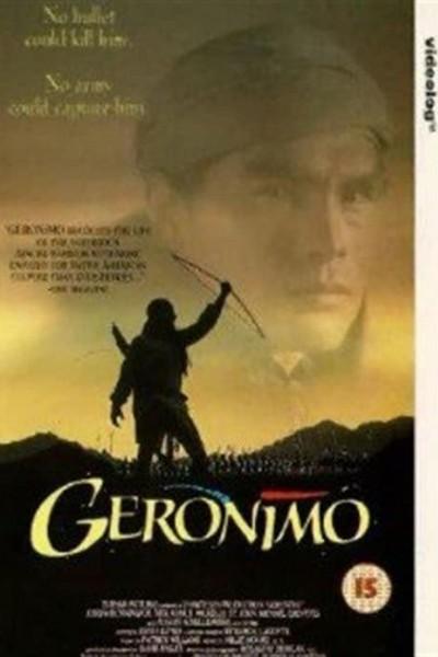 Caratula, cartel, poster o portada de Geronimo