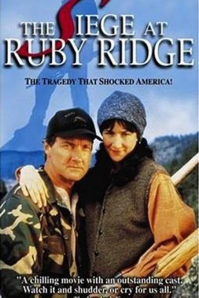 Caratula, cartel, poster o portada de The Siege at Ruby Ridge