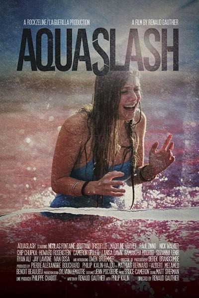 Caratula, cartel, poster o portada de Aquaslash