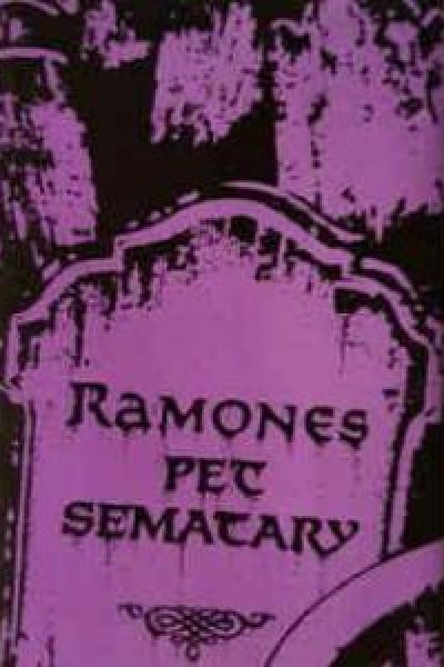 Caratula, cartel, poster o portada de The Ramones: Pet Sematary (Vídeo musical)