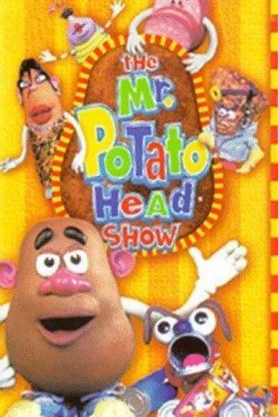 Caratula, cartel, poster o portada de The Mr. Potato Head Show