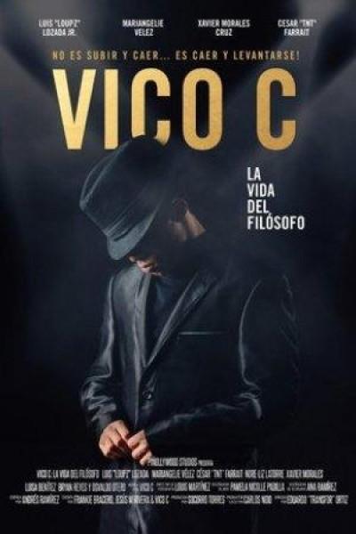 Caratula, cartel, poster o portada de Vico C: La vida del filósofo