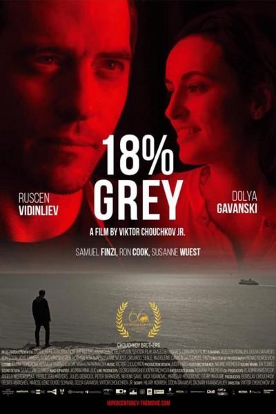 Caratula, cartel, poster o portada de 18% Grey