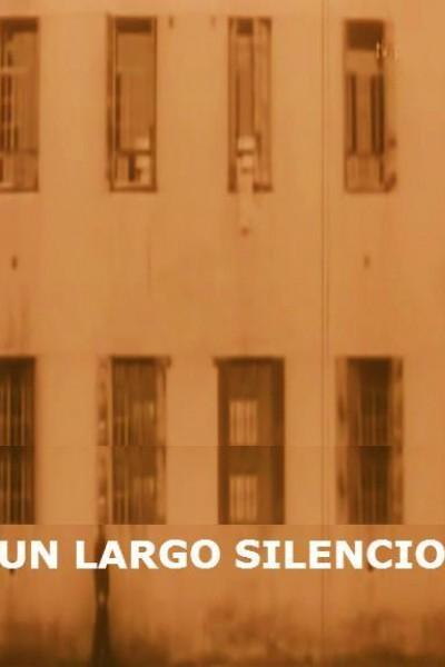 Caratula, cartel, poster o portada de Un largo silencio