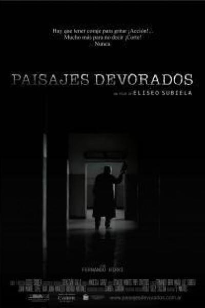 Caratula, cartel, poster o portada de Paisajes devorados