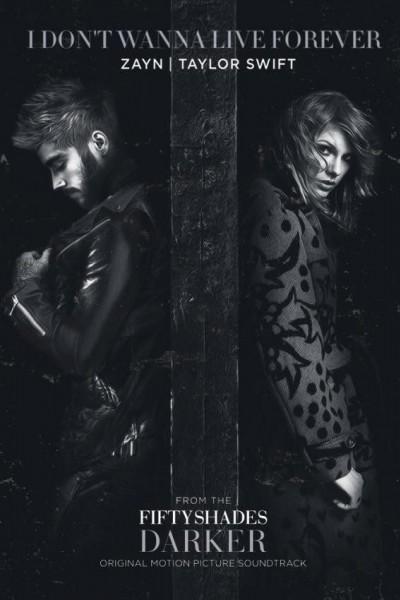 Caratula, cartel, poster o portada de Zayn & Taylor Swift: I Don\'t Wanna Live Forever (Vídeo musical)