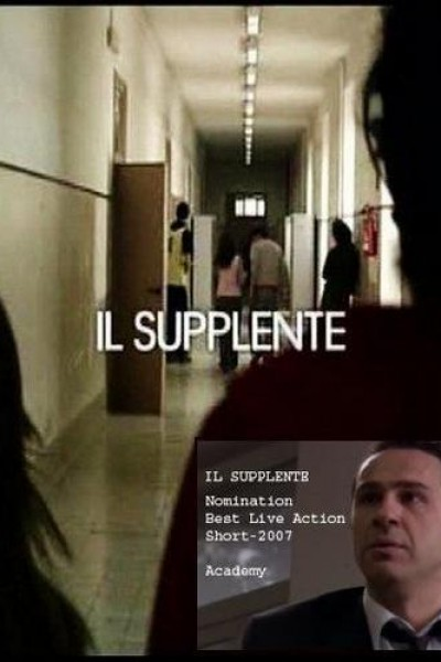 Caratula, cartel, poster o portada de Il supplente