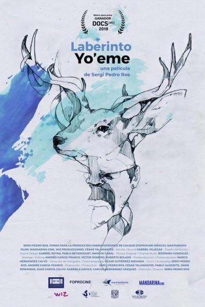 Caratula, cartel, poster o portada de Laberinto Yo\'eme