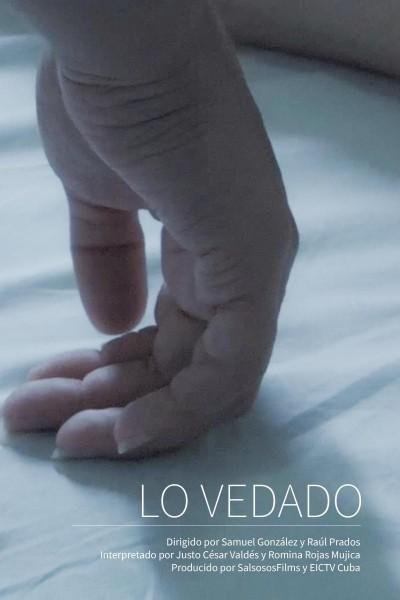 Caratula, cartel, poster o portada de Lo vedado