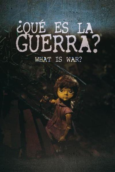 Caratula, cartel, poster o portada de ¿Qué es la guerra?