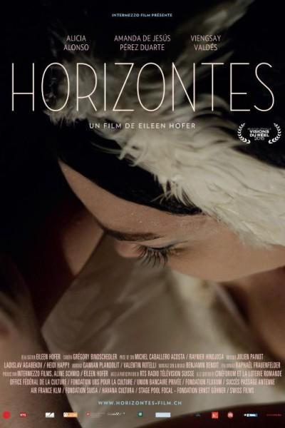 Caratula, cartel, poster o portada de Horizontes