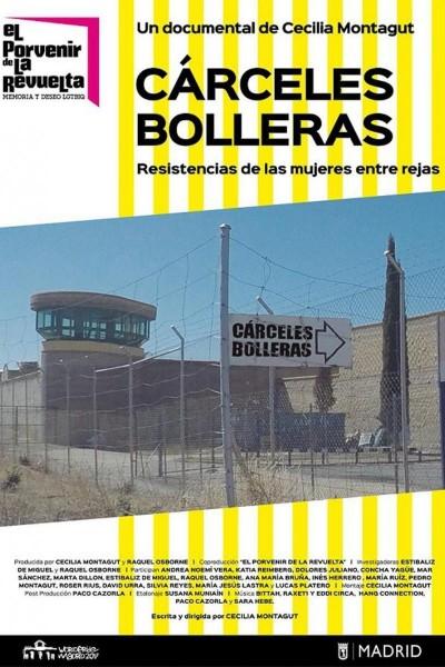 Caratula, cartel, poster o portada de Cárceles Bolleras