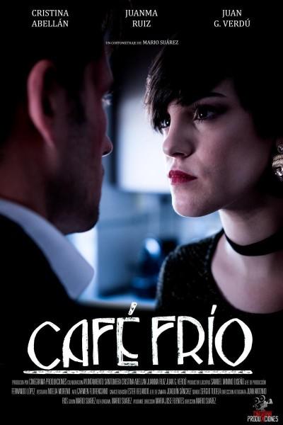 Caratula, cartel, poster o portada de Café frío