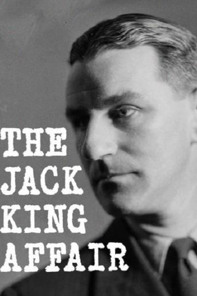 Caratula, cartel, poster o portada de El caso Jack King