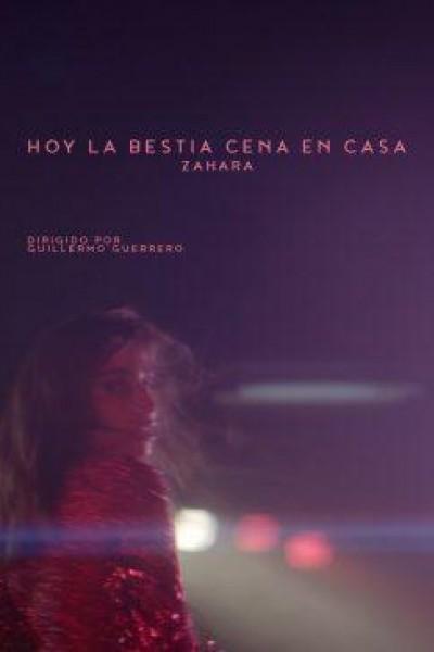 Caratula, cartel, poster o portada de Zahara: Hoy la Bestia cena en casa (Vídeo musical)