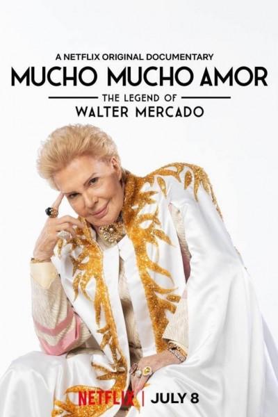 Caratula, cartel, poster o portada de Mucho mucho amor: La leyenda de Walter Mercado