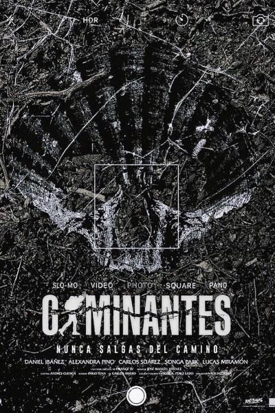Caratula, cartel, poster o portada de Caminantes