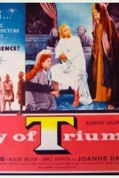 Caratula, cartel, poster o portada de Day of Triumph