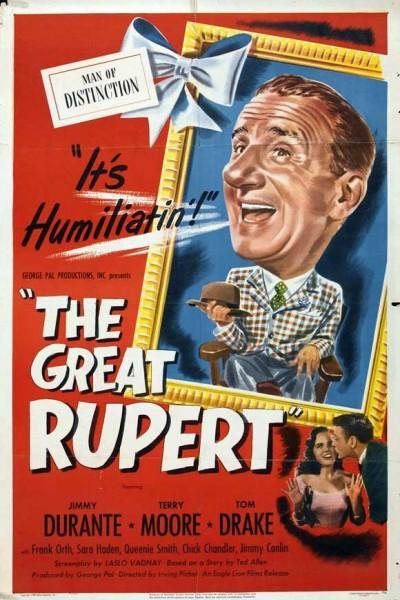Caratula, cartel, poster o portada de El gran Rupert