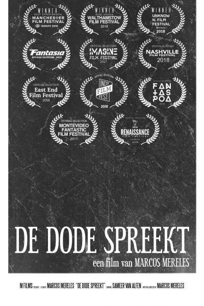 Caratula, cartel, poster o portada de De Dode Spreekt