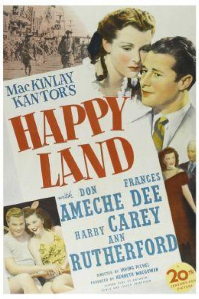 Caratula, cartel, poster o portada de Happy Land
