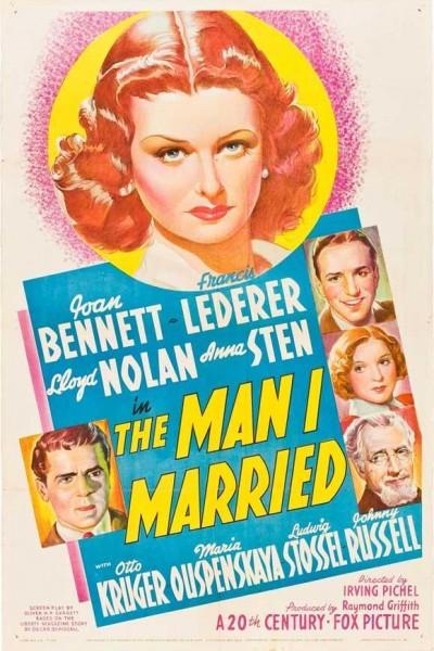 Caratula, cartel, poster o portada de The Man I Married