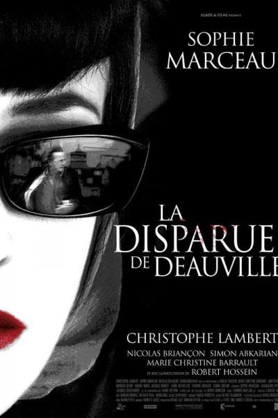 Caratula, cartel, poster o portada de La disparue de Deauville