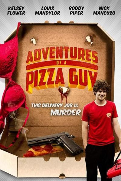 Caratula, cartel, poster o portada de Adventures of a Pizza Guy