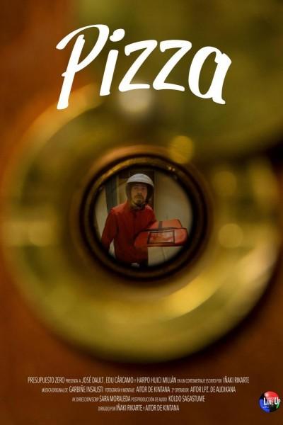Caratula, cartel, poster o portada de Pizza