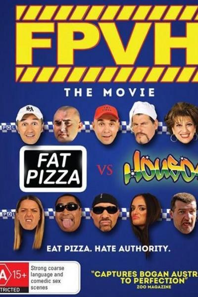 Caratula, cartel, poster o portada de Fat Pizza vs. Housos