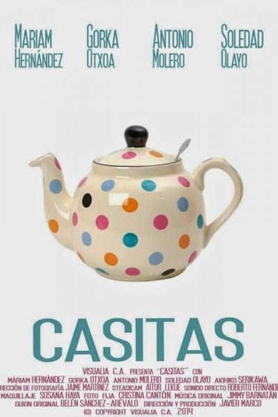 Caratula, cartel, poster o portada de Casitas