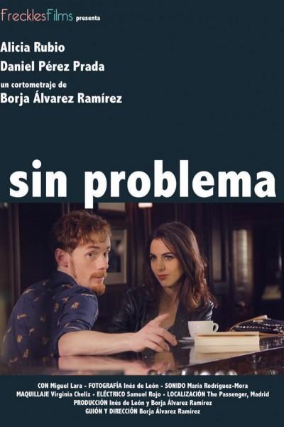 Caratula, cartel, poster o portada de Sin problema