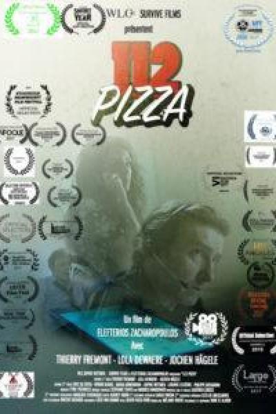 Caratula, cartel, poster o portada de 112 Pizza