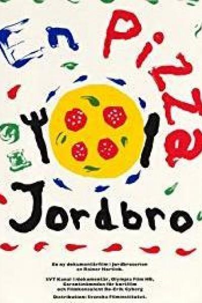 Caratula, cartel, poster o portada de A Pizza in Jordbro