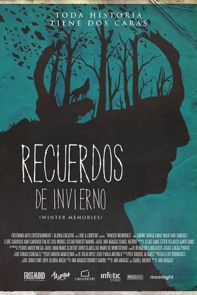 Caratula, cartel, poster o portada de Recuerdos de invierno