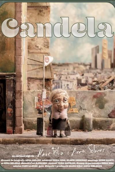 Caratula, cartel, poster o portada de Candela