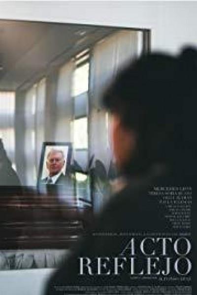Caratula, cartel, poster o portada de Acto reflejo