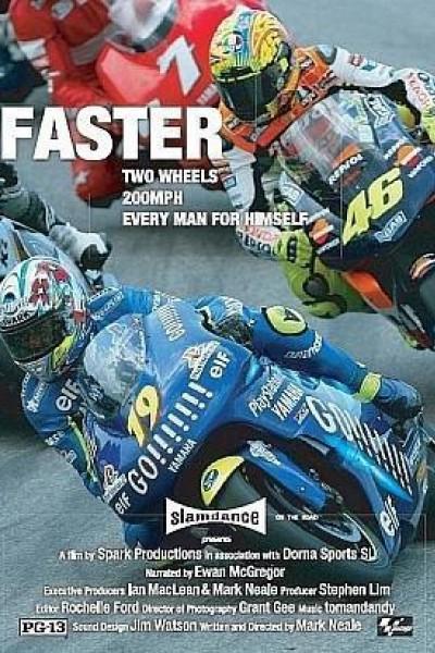 Caratula, cartel, poster o portada de Faster