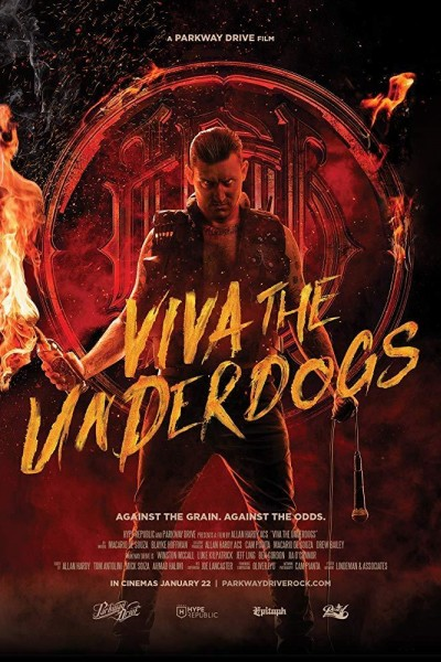 Caratula, cartel, poster o portada de Viva the Underdogs