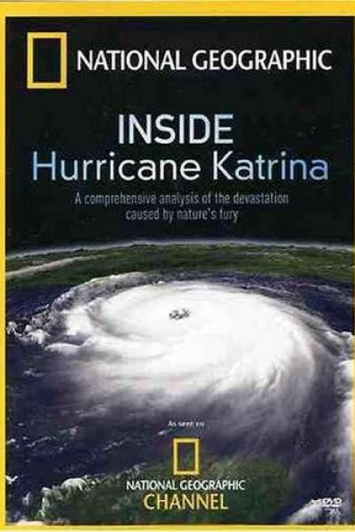 Caratula, cartel, poster o portada de Inside Hurricane Katrina