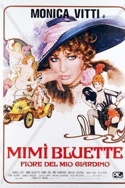 Caratula, cartel, poster o portada de Mimi Bluette