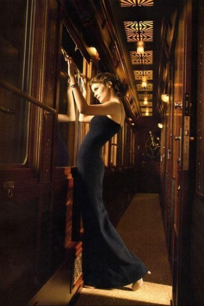 Caratula, cartel, poster o portada de Chanel No. 5: Train de Nuit